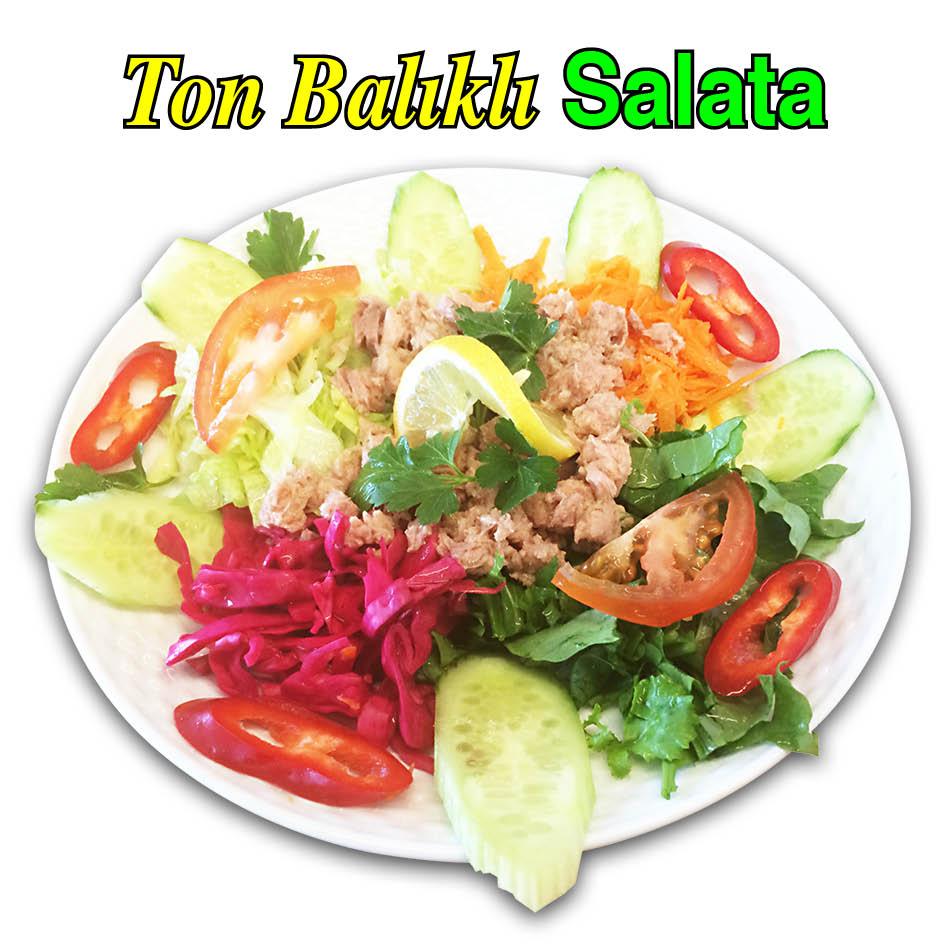Alazade Restoran Ton Balıklı Salata