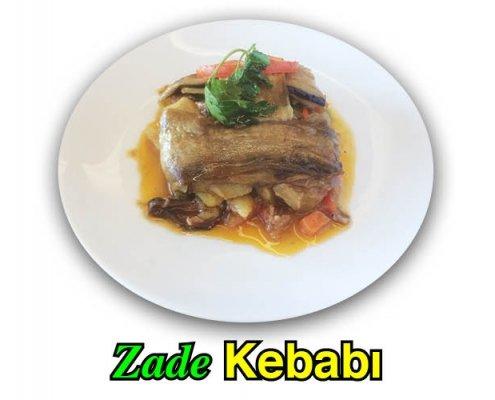 Alazade Restoran Zade Kebabı