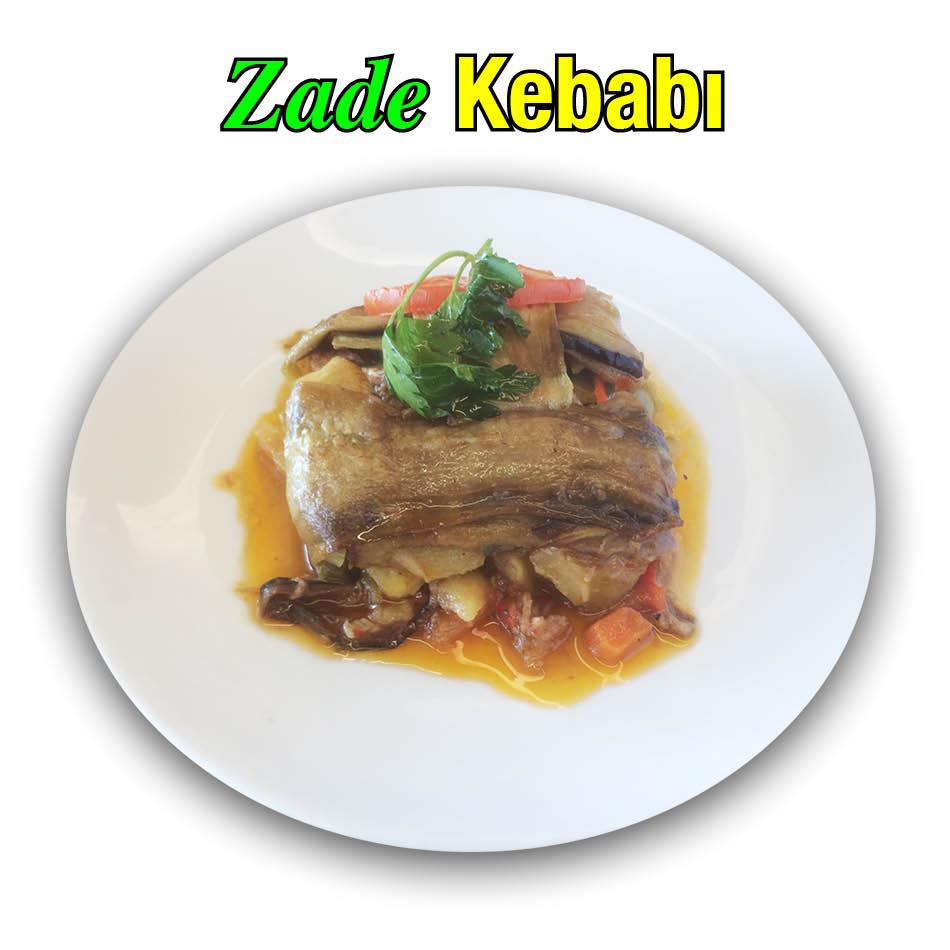 Alazade RestoranZade Kebabı