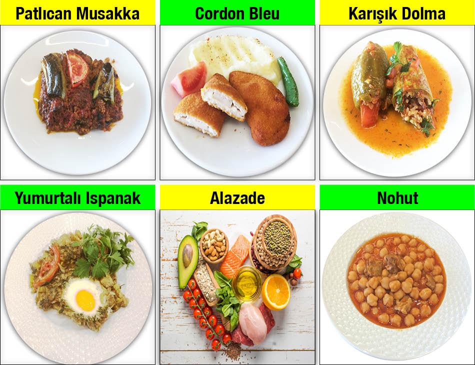 Alazade Restoran 2 Mart Ekonomik Menüler