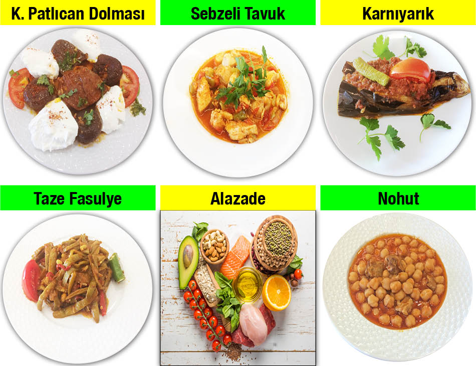 Alazade Restoran 4 Mart Ekonomik Menüler