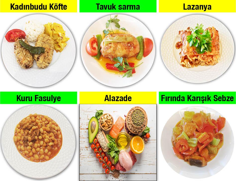 Alazade Restoran 5 Mart Ekonomik Menüler
