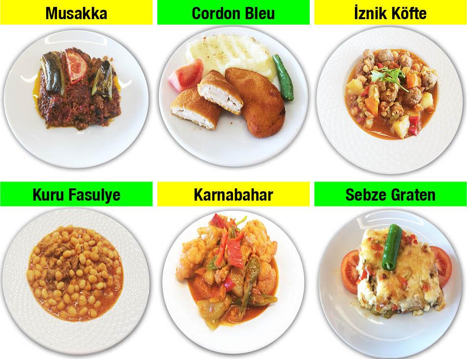 Alazade Restoran Ekonomik Menüler