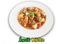 Alazade Restoran İznik Köfte