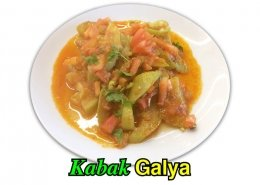 Alazade Kabak Galya