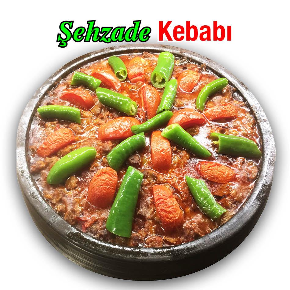 Alazade Şehzade Kebabı