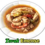 Alazade Tavuk Emense