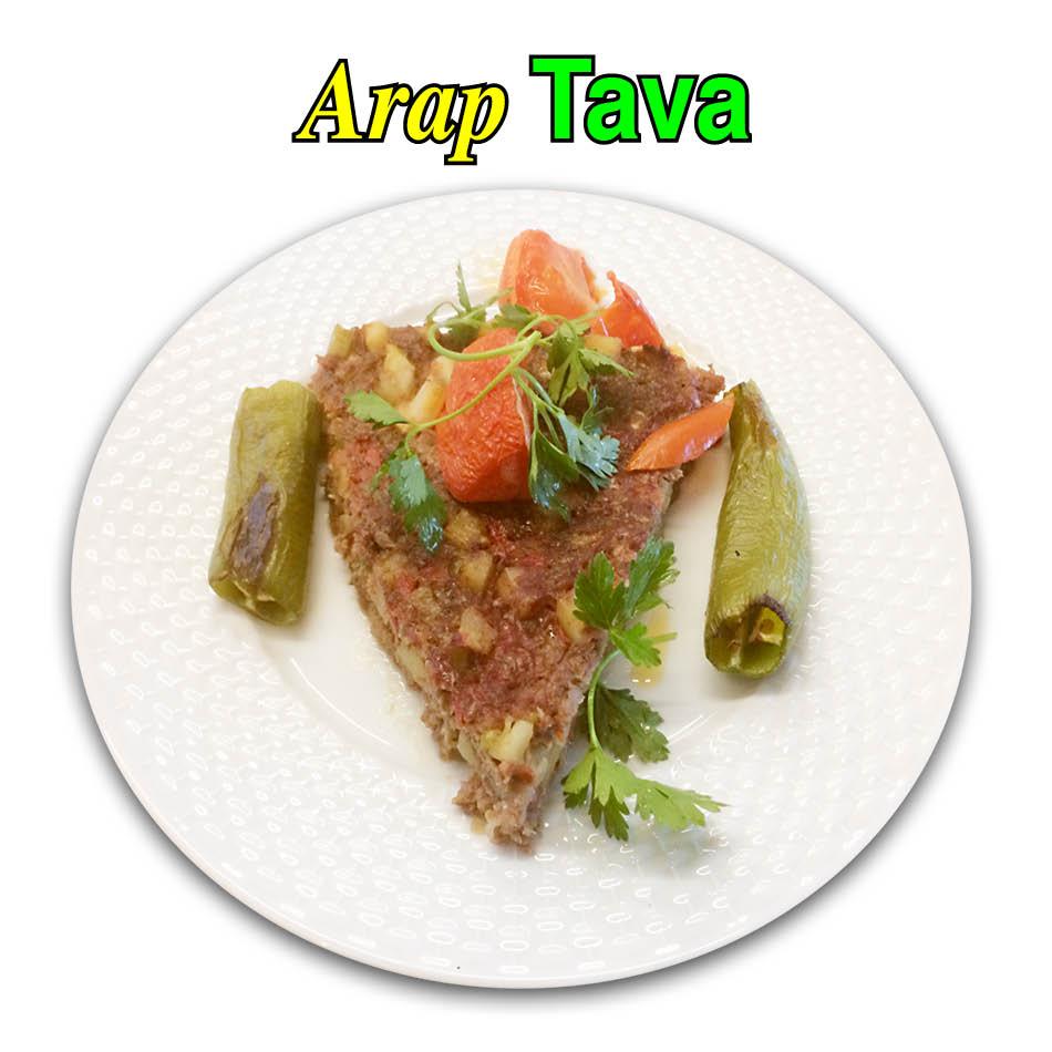 Alazade Arap Tava