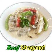 Alazade Beaf Straganof