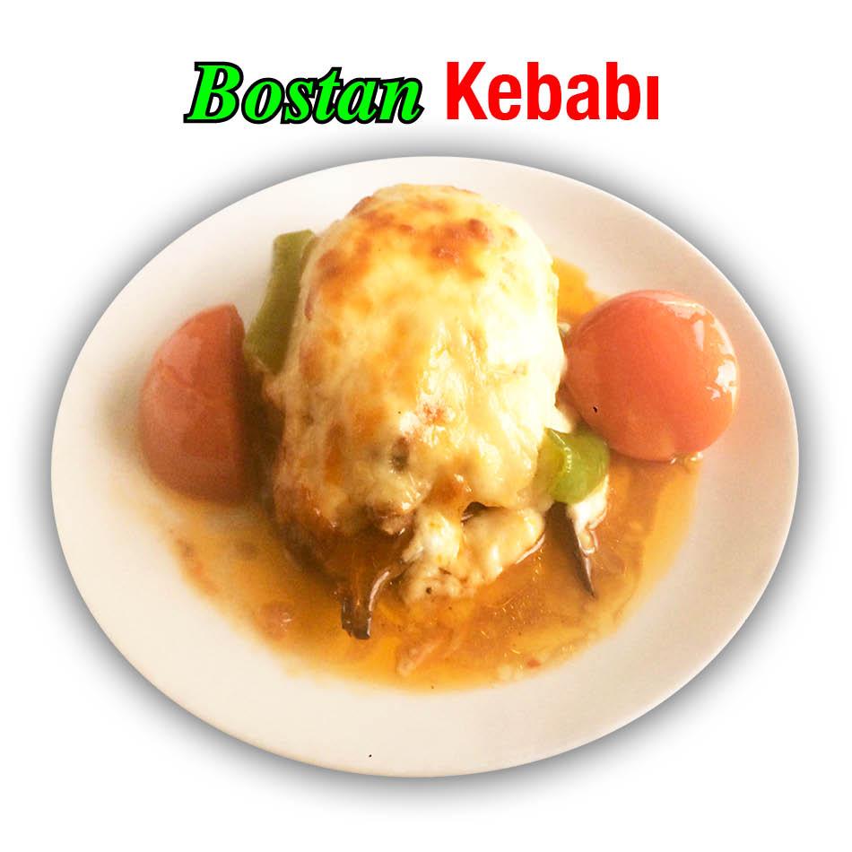 Alazade Bostan Kebabı