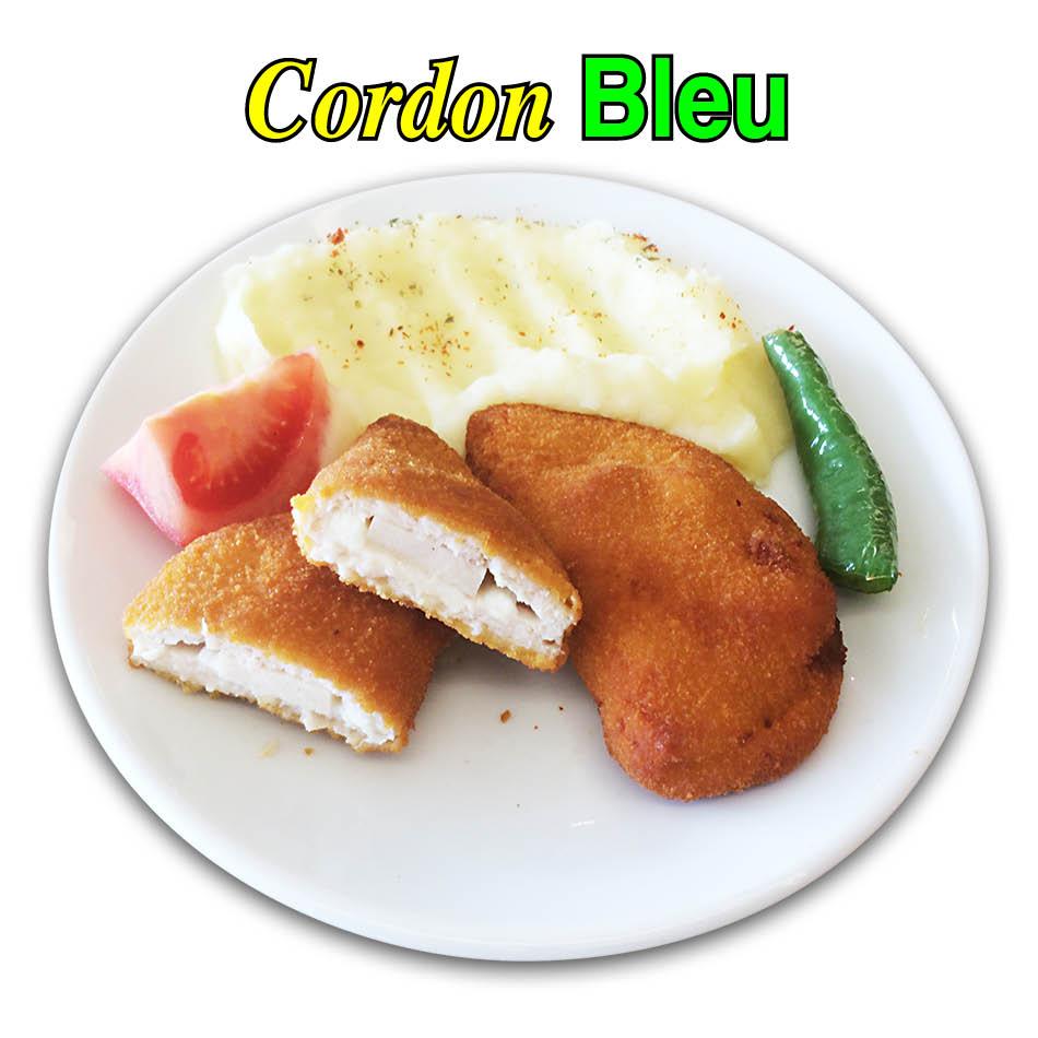 Alazade Cordon Bleu