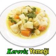Alazade Kereviz Yemeği