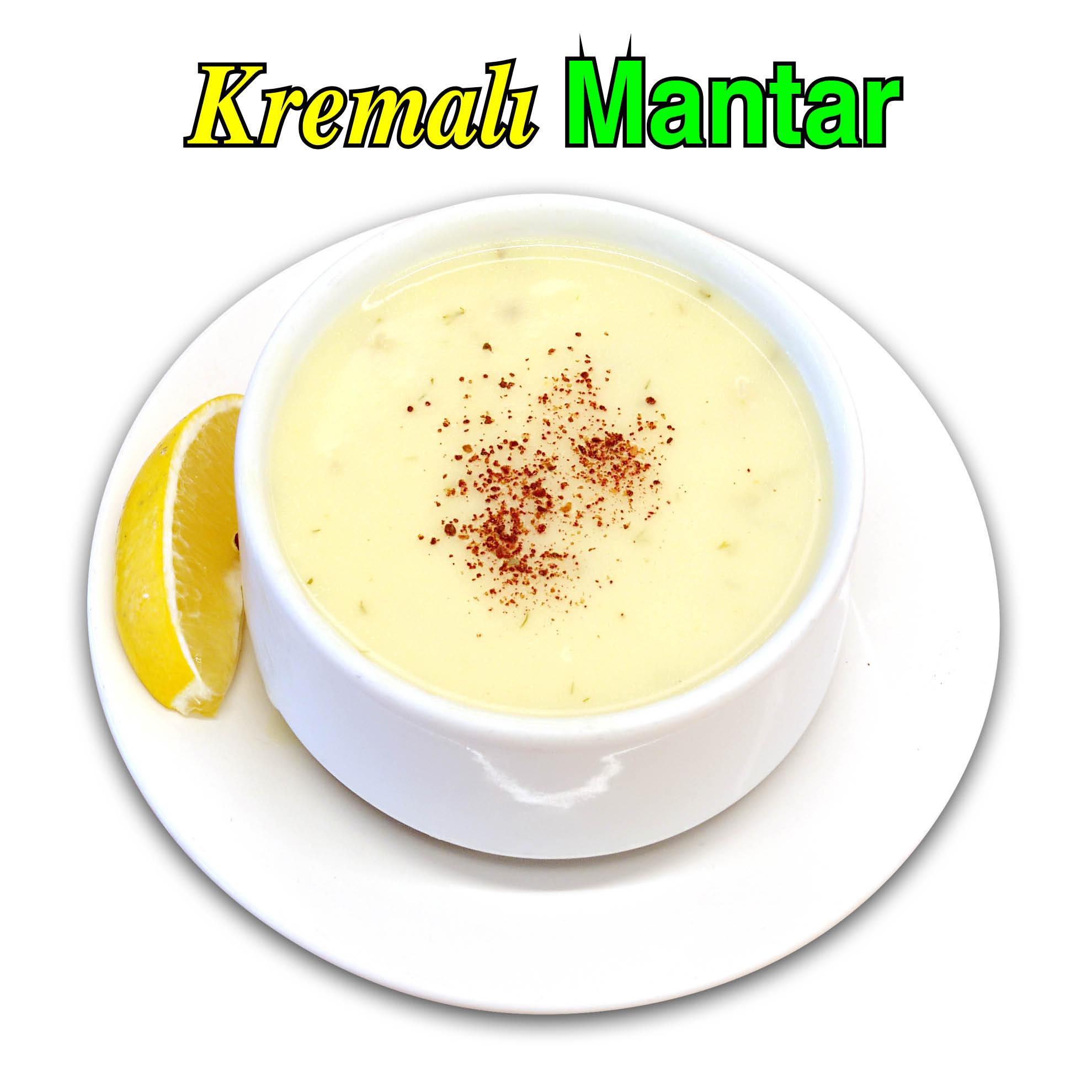 Alazade Kremalı Mantar Çorbası