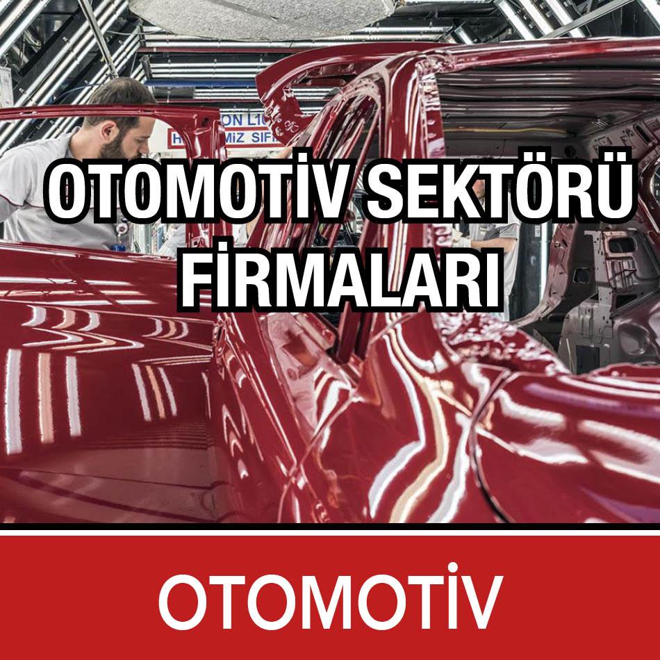 Otomotiv Sektörü Firmaları