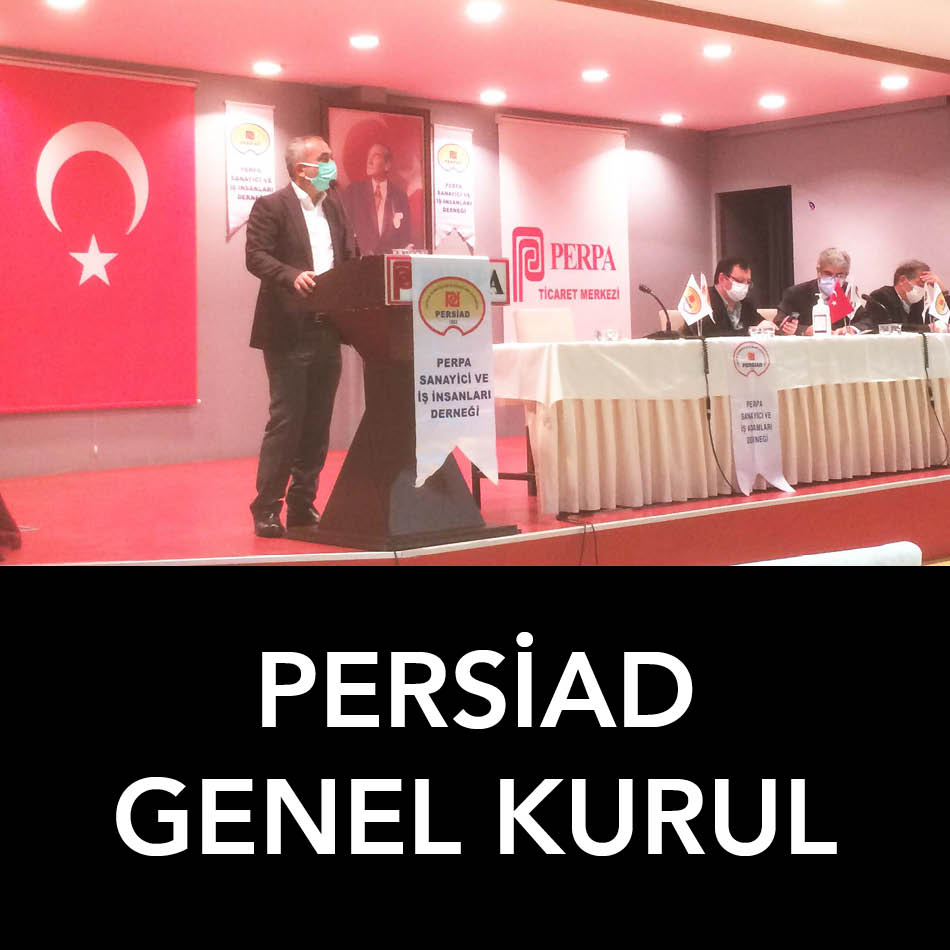 PERSİAD Genel Kurul 2021