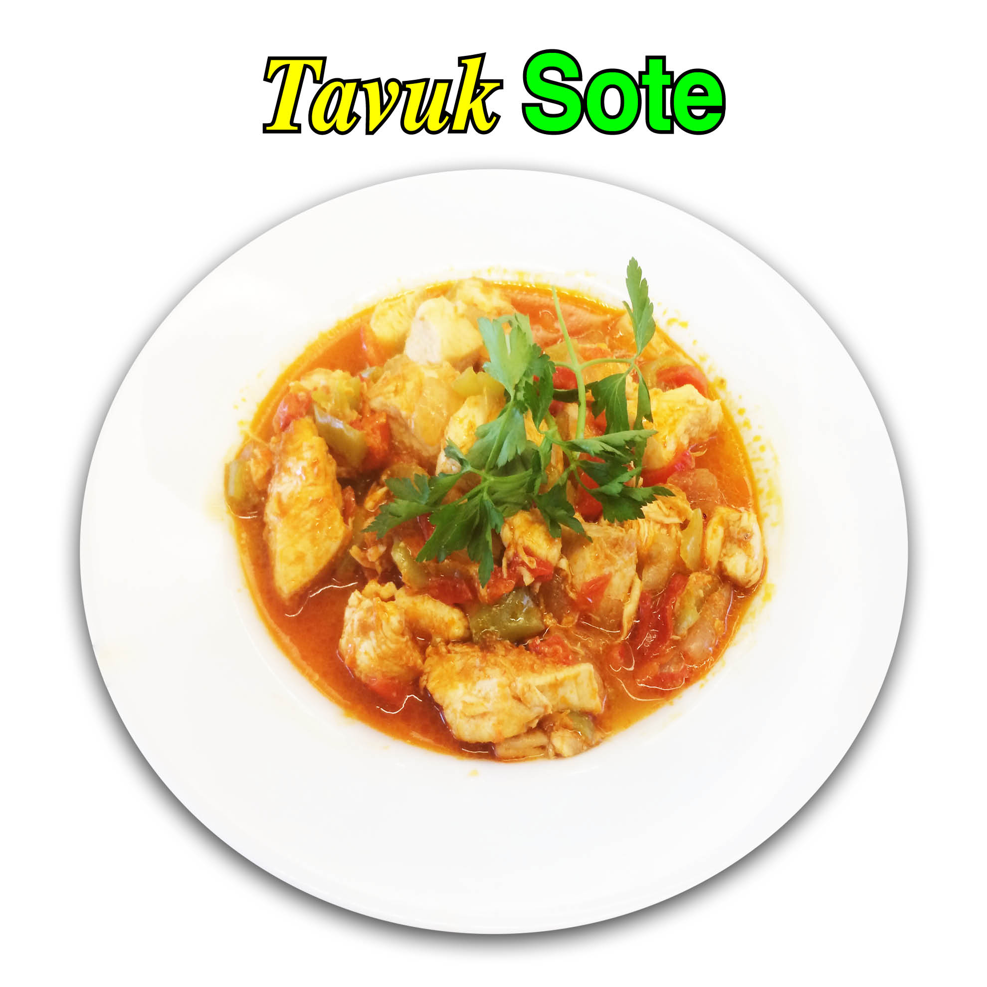 Alazade Tavuk Sote