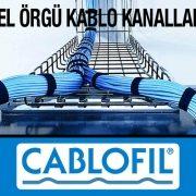 Cablofil Tel Örgü Kablo Tavaları