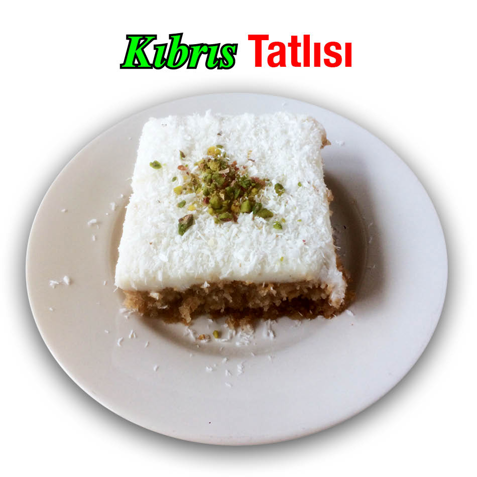 Alazade Kıbrıs Tatlısı