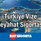 Türkiye Vize Seyahat Sigortası Kılavuz Sigorta