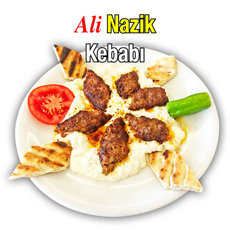 Alazade Ali Nazik Kebabı