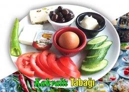 Alazade Kahvaltı Tabağı