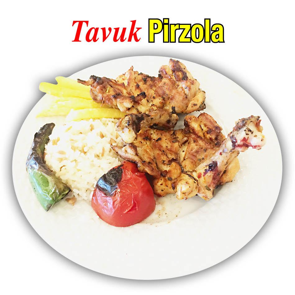 Alazade Tavuk Pirzola