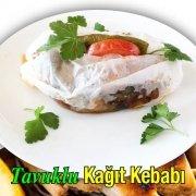 Alazade Tavuklu Kağıt Kebabı