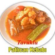 Alazade Tavuklu Patlıcan Kebabı