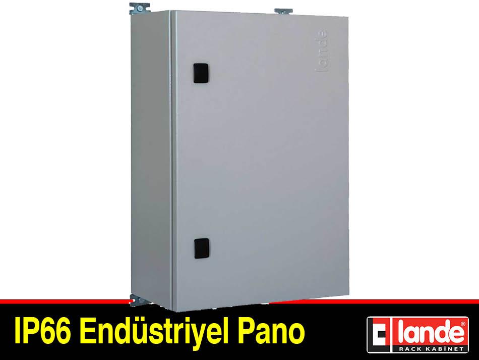Lande IP66 Endüstriyel Pano