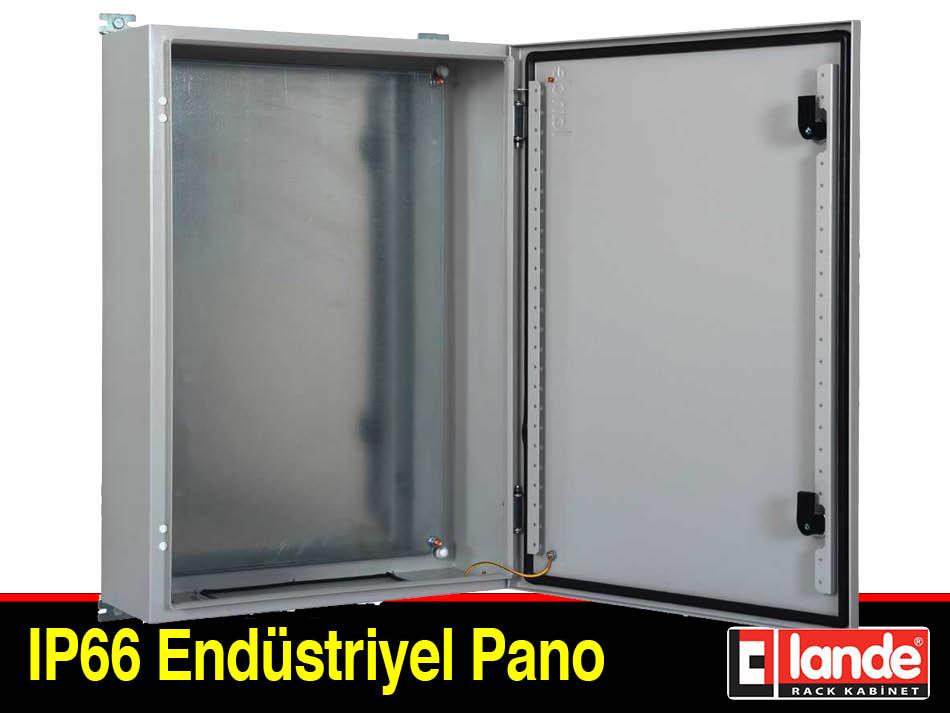 Lande IP66 Endüstriyel Pano Duvar Tipi