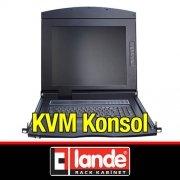Lande KVM Kontrol Ünitesi