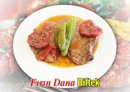 Alazade Fırın Dana Biftek