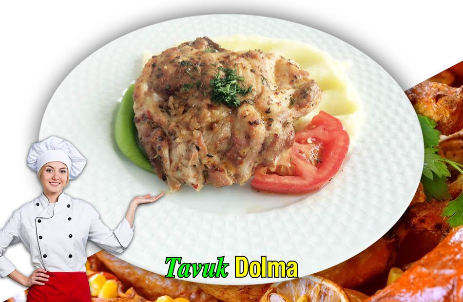 Alazade Tavuk Dolma