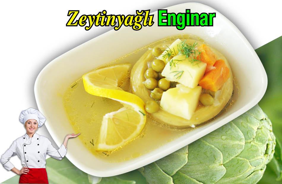 Akazade Zeytinyağlı Enginar