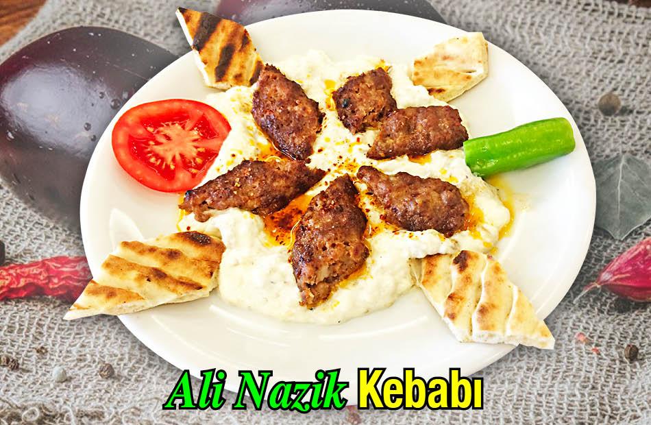 Alazade Ali Nazik Kıyma Kebabı