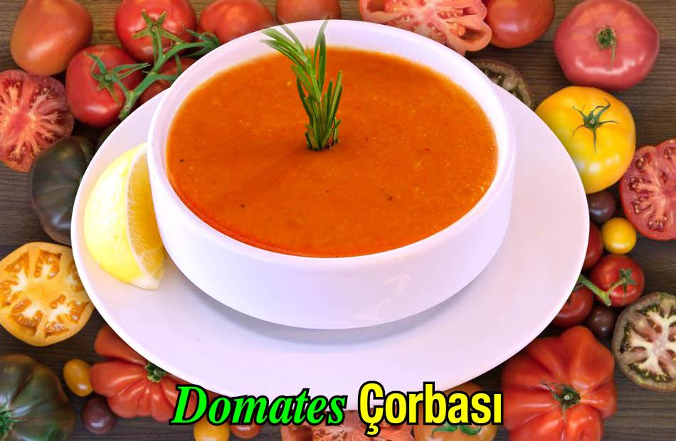 Alazade Domates Çorbası
