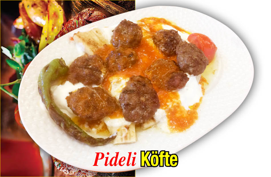 Alazade Pideli Köfte