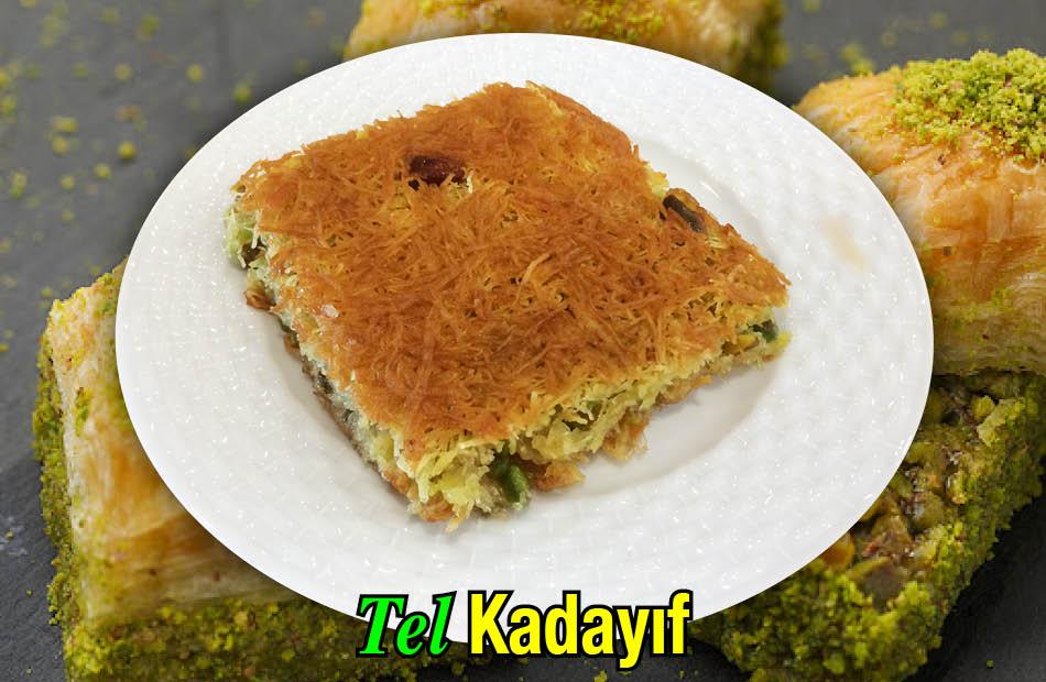 Alazade Tel Kadayıf