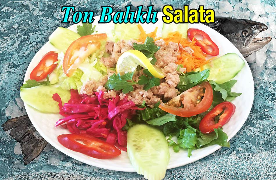 Alazade Ton Balıklı Salata