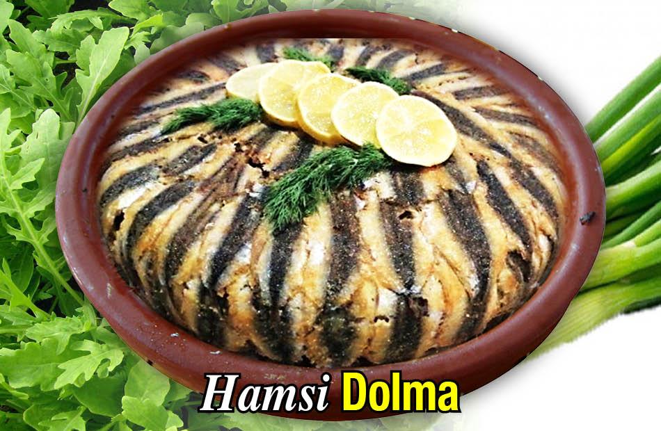 Alazade Hamsi Dolma