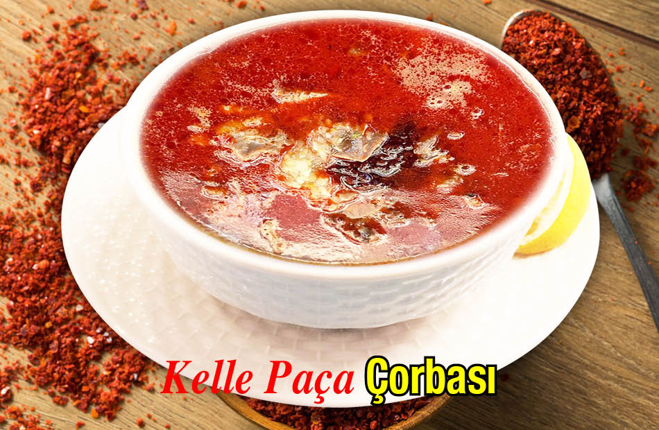 Alazade Kelle Paça Çorbası