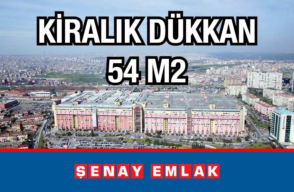 Şenay Emlak Kiralık Dükkan 54 m2