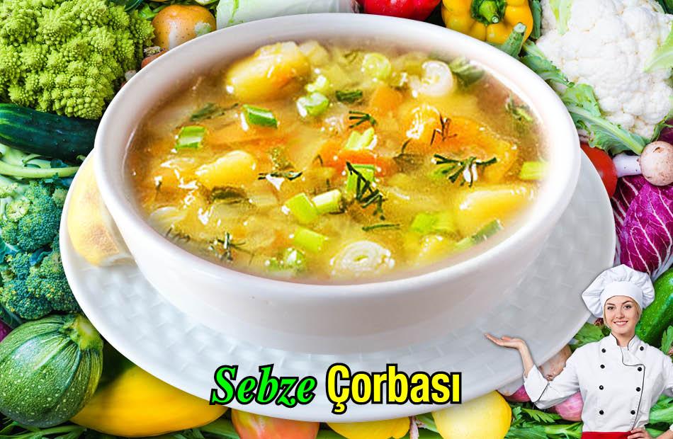 Alazade Sebze Çorbası